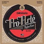 Justin Recommends: (CLASSICAL) D'Addario Pro Arte Classical Guitar EJ45 Strings